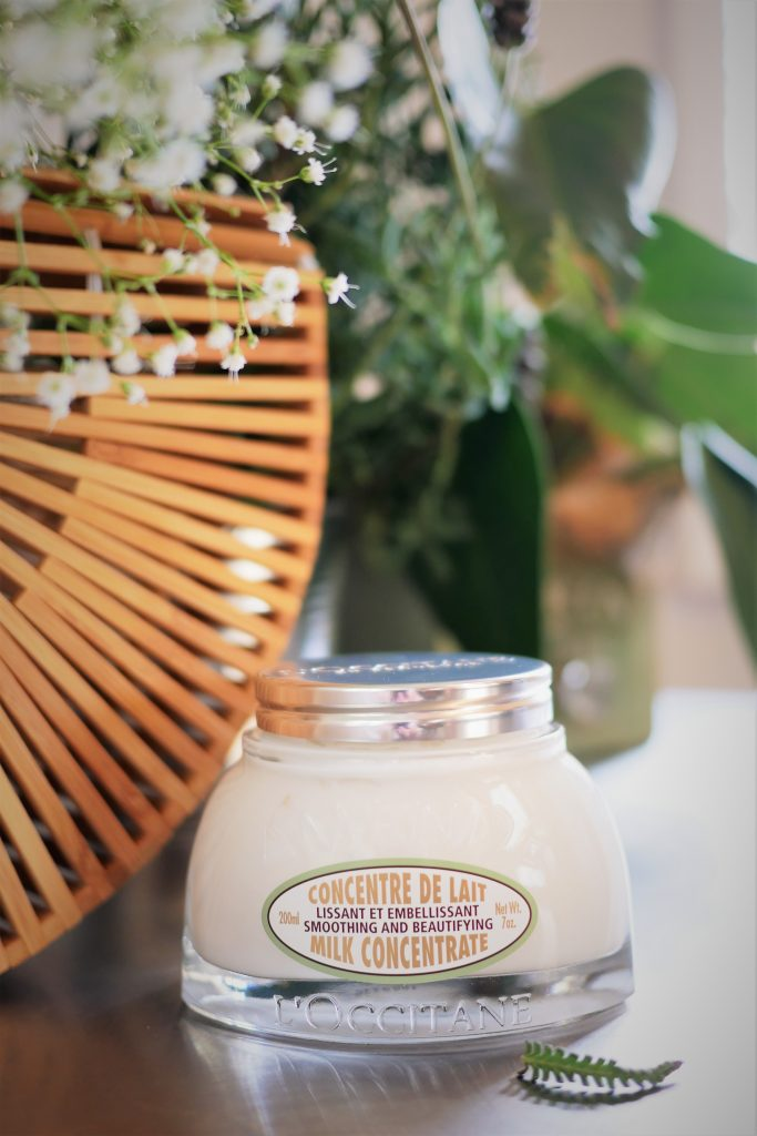 L'Occitane en Provence almond gift set mother's day