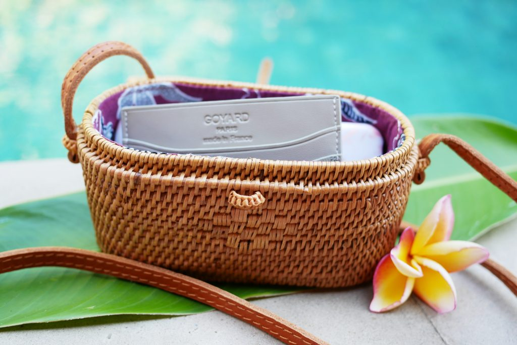 summer bag basket bags accessory