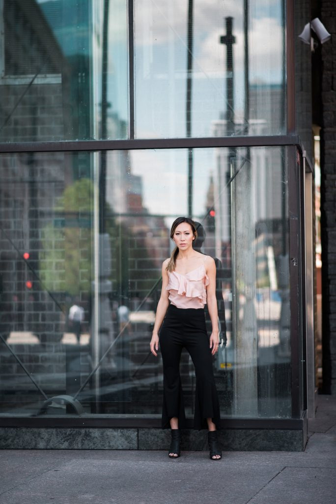 Shein H&M streetstyle