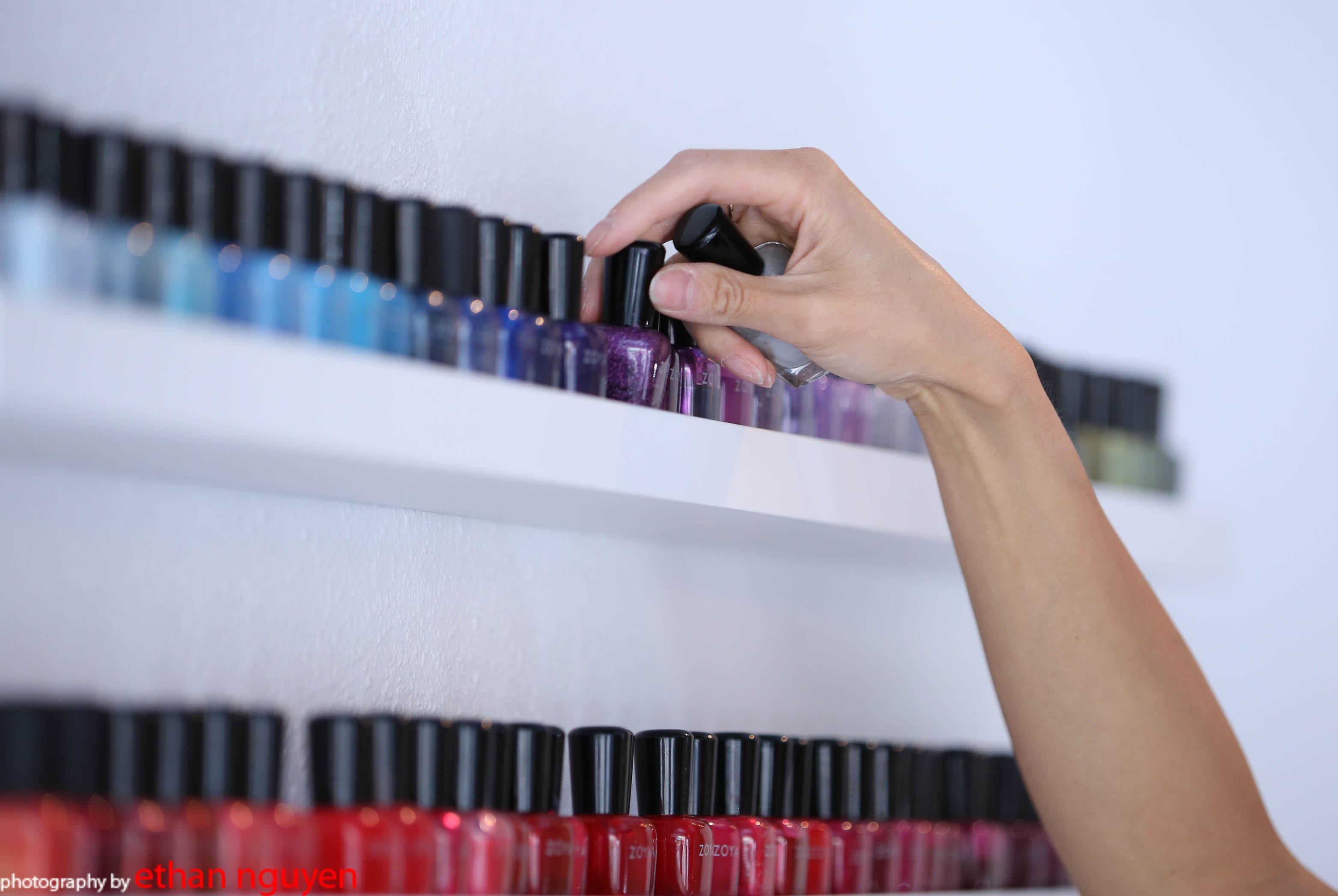 Pick a polish