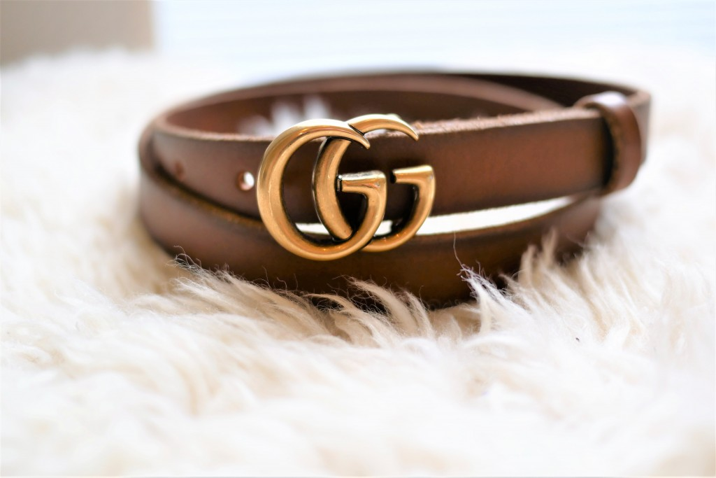 c767cead4f5 Gucci Marmont belt review how to measure for a Euro size belt ...