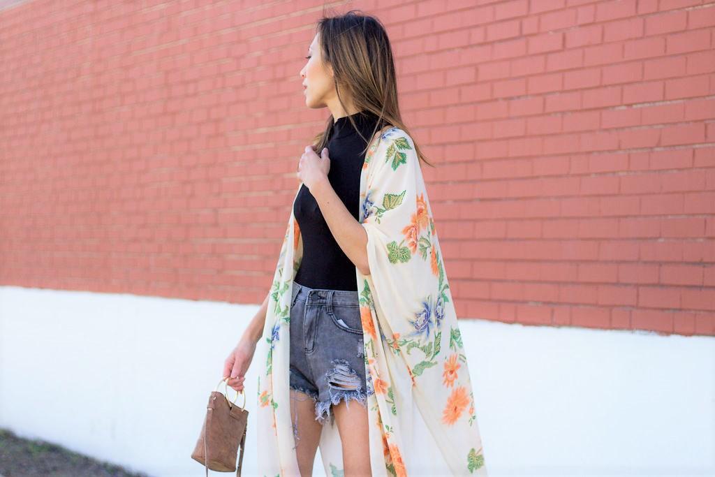 Never say no-no to a kimono